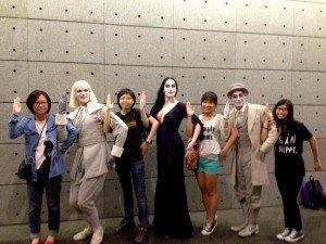 2013-09 Addams Family