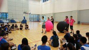 Kin-ball  健球
