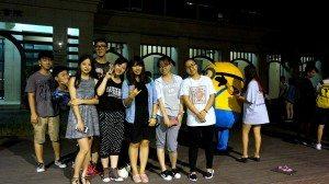 Group Photo of Main Organizers – SHEAC House Association 活動組織者合照