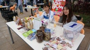 Fair Trade and Homemade Cookie Booth 公平貿易和曲奇攤位