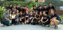 Students Visit Organic Farming Facilities on a Day Trip to Universities in Hong Kong