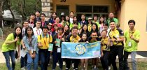 """A Dream We Dream Together"": A Community Trip to Hong Kong for Youth Volunteer Conference and Service Experiences"