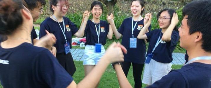 An Unforgettable House Association Orientation Camp