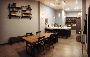 Coffee and Baking Room, G027