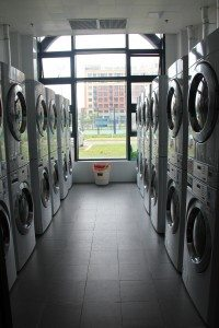 Laundry & Hanging Facility